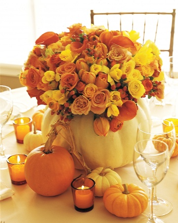 fall-wedding-centerpiece-thanksgiving