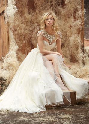 hayley-paige-bridal-silk-georgette-natural-a-line-grecian-draped-ruffle-alabaster-crystal-bolero-chapel-6409_lg