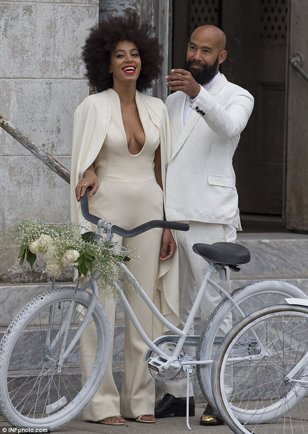 Solange Knowles' Wedding 4