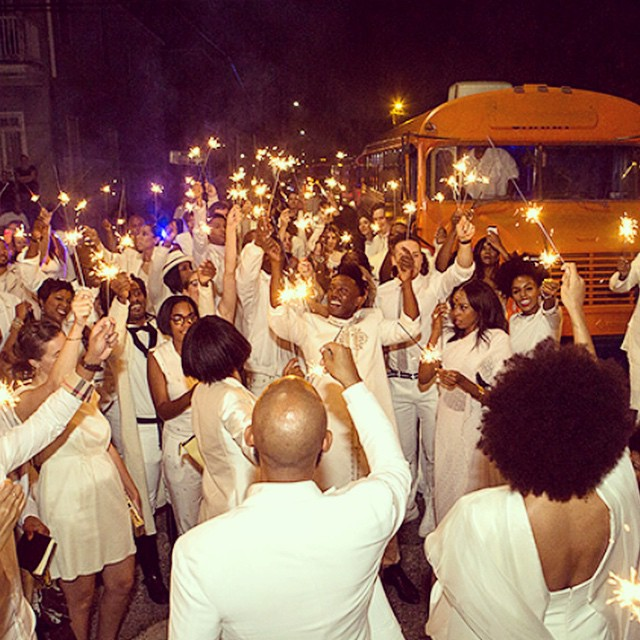 Solange Knowles' Wedding 5
