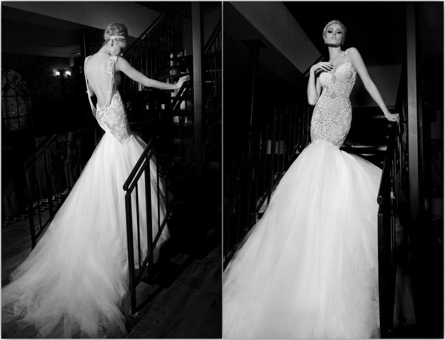 Backless Wedding Gowns: Backless Wedding Gowns